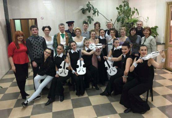 Народные таланты — тебе, Беларусь!