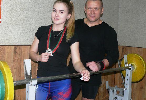 Секция атлетизма, тренер Кундас В.Н.