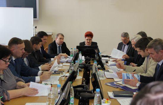 Состоялось очередное заседание отраслевого совета по трудовым и социальным вопросам.