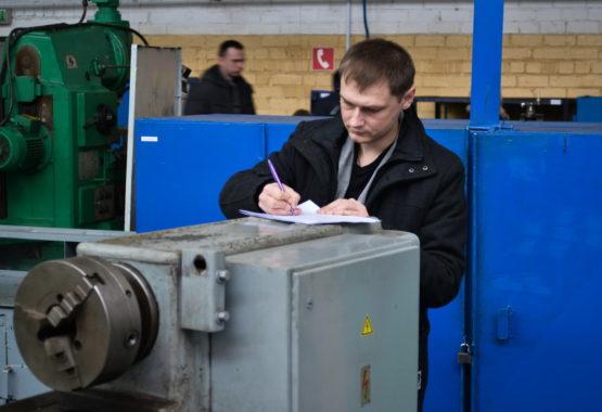 На Мозырском НПЗ работает лучший общественный инспектор по охране труда Гомельской области