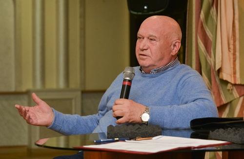 Анатолий Куприянов: «В любых условиях оставаться самим собой!»