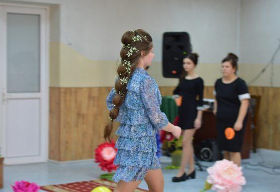 Ежегодный конкурс причёсок «Золотой локон 2019»