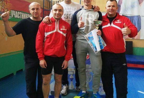 Цеха и производства ОАО «Мозырский НПЗ» соревновались в гиревом спорте