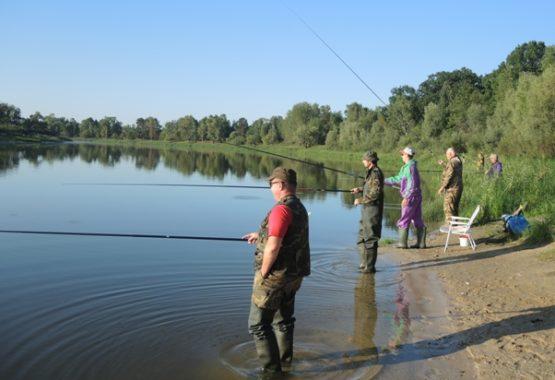 Рыбалка – дело клёвое!