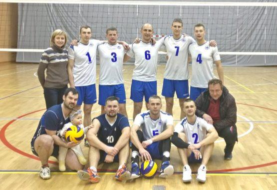 Волейбол. Чемпионат района —  Достойная игра