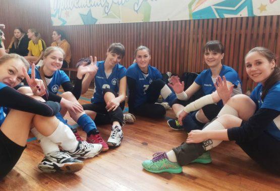 Открытый турнир по волейболу среди женских команд