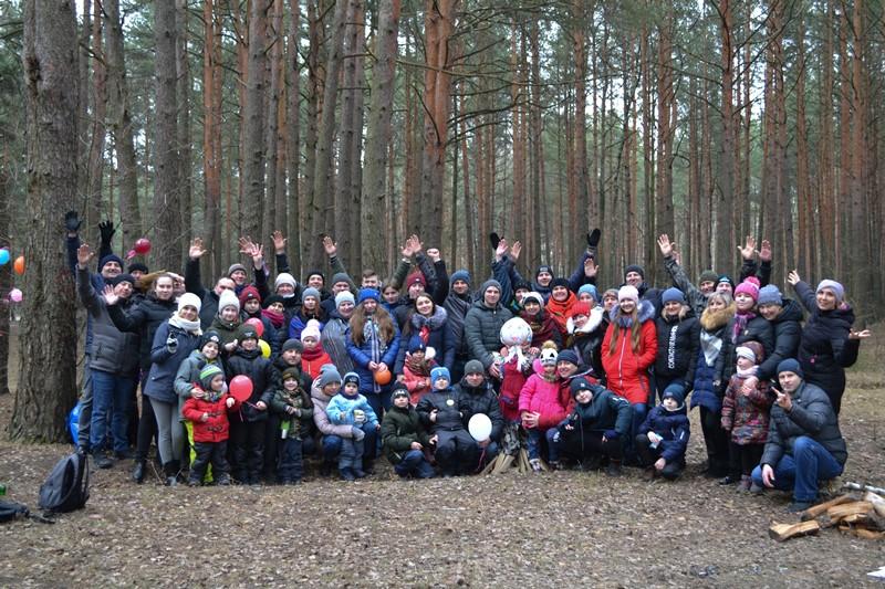 День здоровья, приуроченный к проводам зимы, стал любимым и традиционным для коллектива РМП!