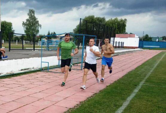 Нормы государственного физкультурно-оздоровительного комплекса Республики Беларусь заводчанами выполнены