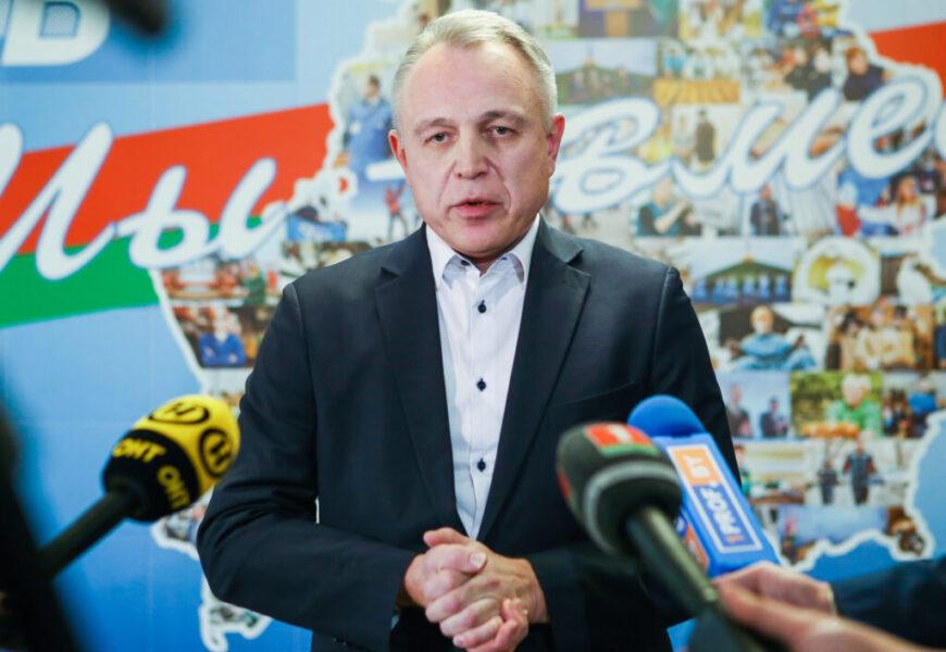 В эти дни особенно важно направить все силы на то, чтобы отстоять спокойствие и мир в Беларуси.