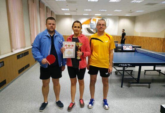 Чемпионат Мозырского района по настольному теннису