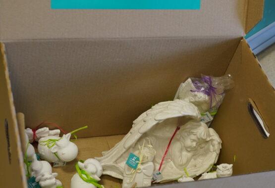 Жертвуя фигурку для ребёнка, делаем ДВА добрых дела!