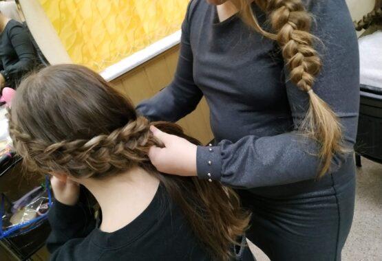 Коса — главный символ девичества