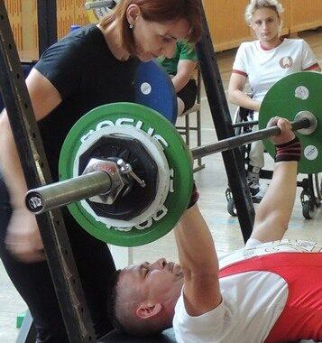 Итоги чемпионата Республики Беларусь по пауэрлифтингу среди инвалидов с НОДА