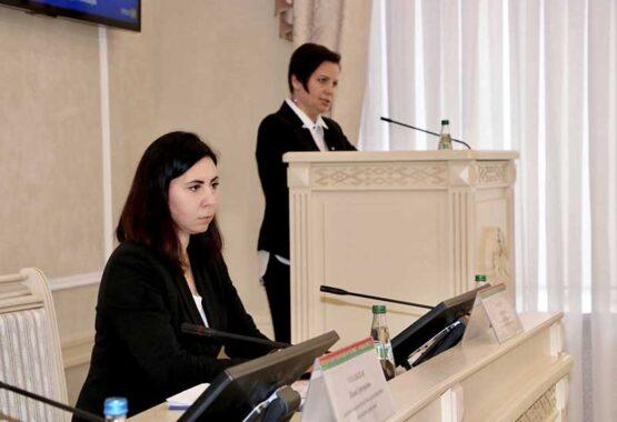 15 апреля состоялось заседание президиума Мозырского районного объединения профсоюзов